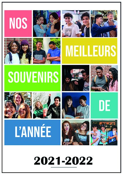 Yearbook Collèges