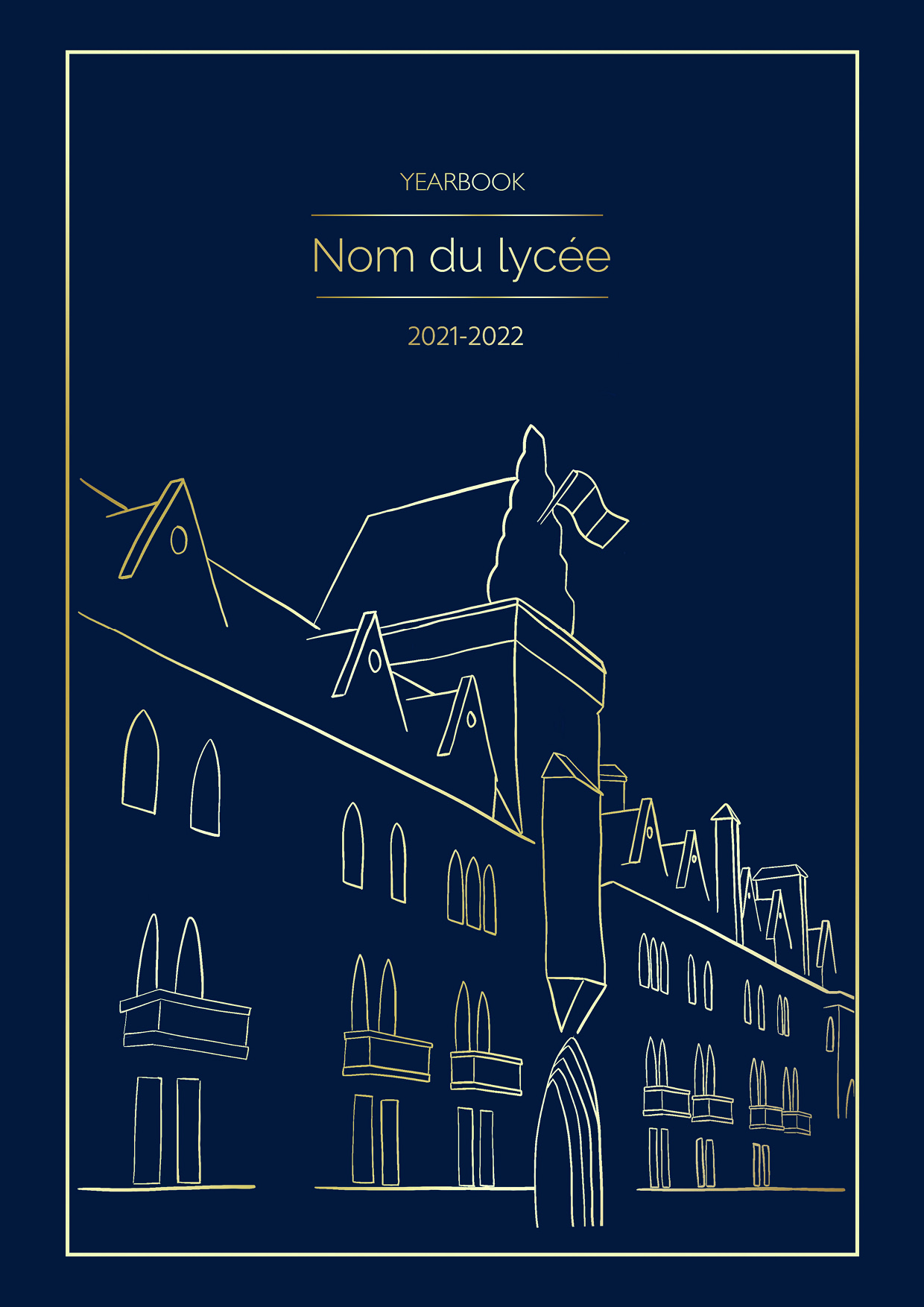 Yearbook Lycées